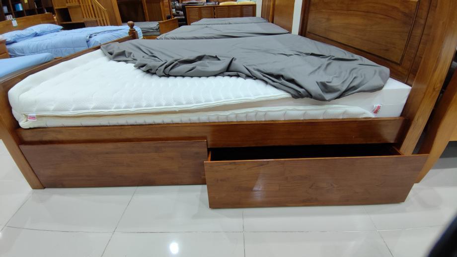 เตียงนอนมีลิ้นชัก