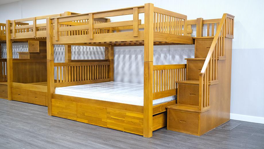 เตียงสองชั้น 5ฟุต