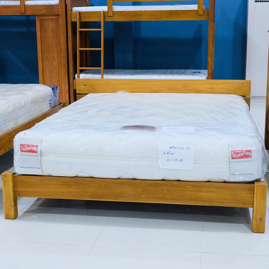 เตียงนอนไม้สัก